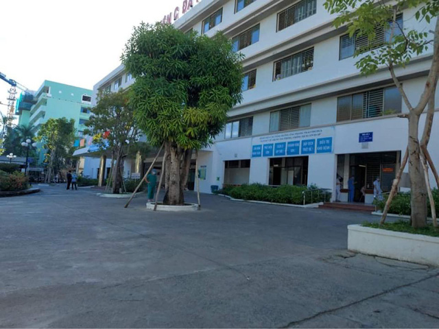 0h ngày 8/8: Bệnh viện C Đà Nẵng mở cửa trở lại - Ảnh 1.