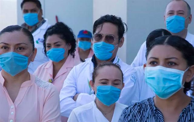 Vì sao có tới 73.000 nhân viên y tế tại Mexico nhiễm COVID-19? - Ảnh 1.