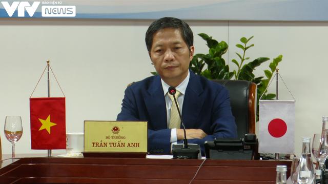 Kỳ họp lần thứ 4 Ủy ban hỗn hợp Việt Nam – Nhật Bản: Hợp tác công nghiệp, thương mại và năng lượng - Ảnh 3.
