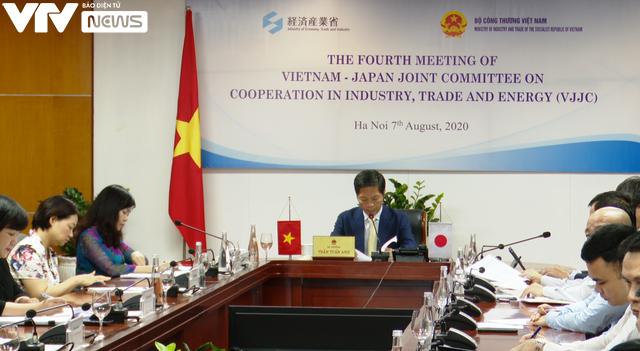 Kỳ họp lần thứ 4 Ủy ban hỗn hợp Việt Nam – Nhật Bản: Hợp tác công nghiệp, thương mại và năng lượng - Ảnh 1.