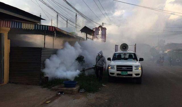 Dịch sốt Chikungunya ở Campuchia đã lan ra 15 tỉnh, khoảng 1.700 người mắc bệnh - Ảnh 1.