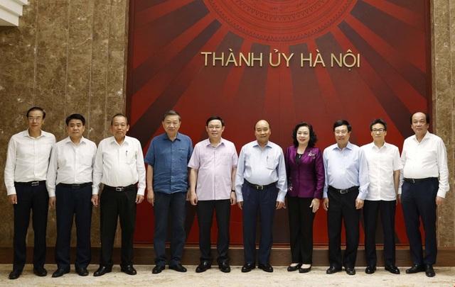 Thủ tướng: Hà Nội phải cạnh tranh với Bangkok, Kuala Lumpur hay Thượng Hải - Ảnh 1.