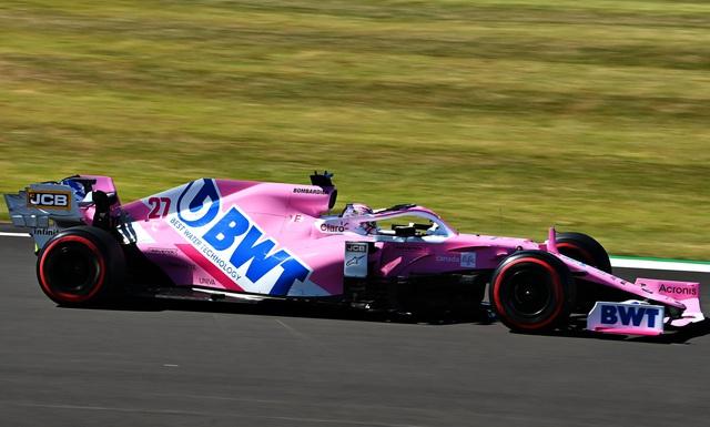 Đua xe F1: Đội đua Racing Point phạt nặng sau khi Renault khiếu nại thành công - Ảnh 2.