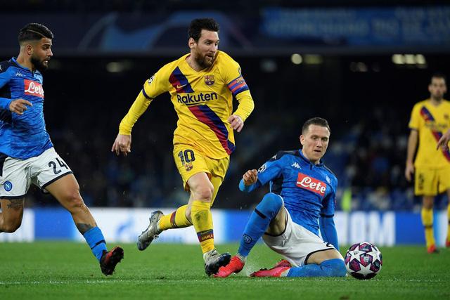 Barca vs Napoli: Chờ đợi ở Messi – xin đừng như Ronaldo của Juventus! - Ảnh 2.