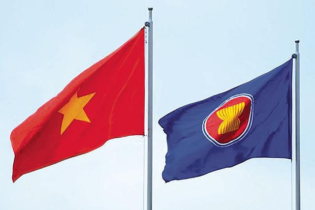 """Phát hành bộ tem """"Việt Nam Chào mừng năm ASEAN"""" - Ảnh 2."""