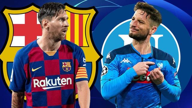Barca vs Napoli: Chờ đợi ở Messi – xin đừng như Ronaldo của Juventus! - Ảnh 3.