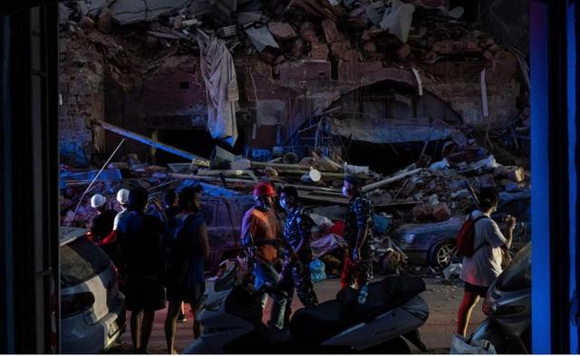 Nguy cơ cháy nổ kho hóa chất ở Beirut đã được cảnh báo trước ít nhất 10 lần - Ảnh 1.