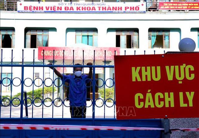 Học sinh Quảng Ngãi đi học trở lại từ ngày 12/5 - Ảnh 1.