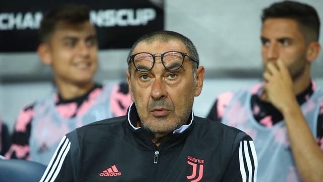 Bị loại khỏi Champions League, Juventus tìm người thay thế HLV Sarri - Ảnh 1.