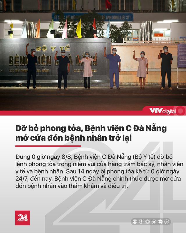 Tin nóng đầu ngày 8/8: Mẹ Việt Nam Anh hùng 94 tuổi 2 lần ủng hộ tiền chống COVID-19 - Ảnh 1.