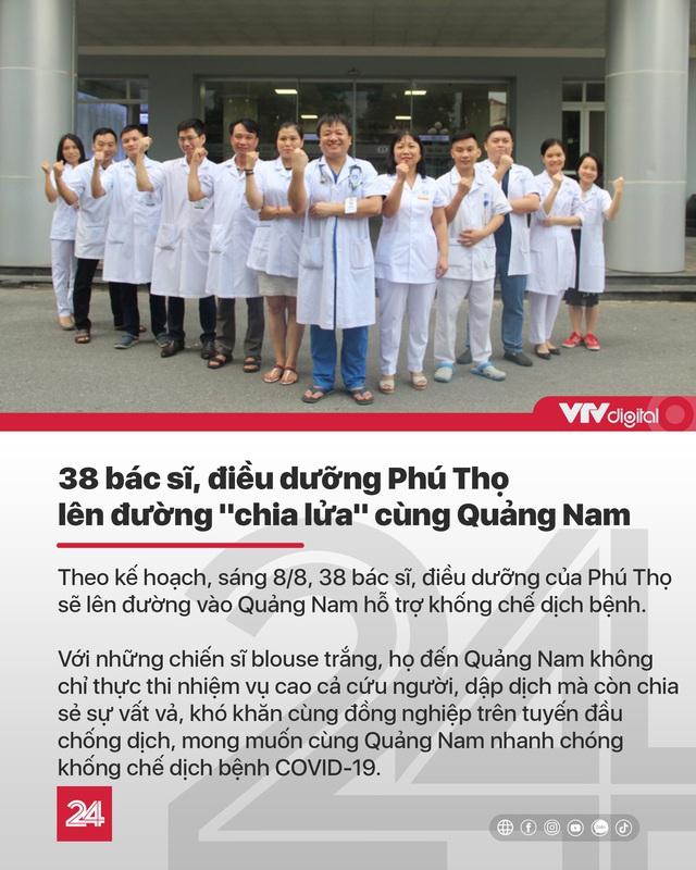 Tin nóng đầu ngày 8/8: Mẹ Việt Nam Anh hùng 94 tuổi 2 lần ủng hộ tiền chống COVID-19 - Ảnh 6.