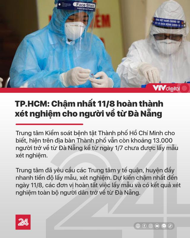 Tin nóng đầu ngày 8/8: Mẹ Việt Nam Anh hùng 94 tuổi 2 lần ủng hộ tiền chống COVID-19 - Ảnh 7.