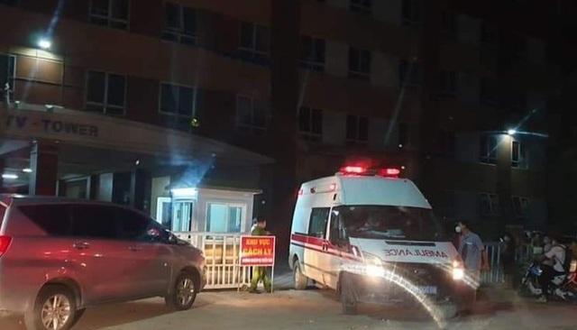 Hà Nội phong tỏa tòa nhà có bệnh nhân mắc COVID-19 số 785 - Ảnh 8.
