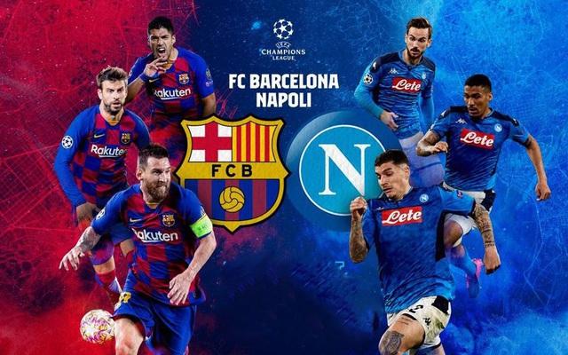 Lịch thi đấu lượt về vòng 1/8 Champions League rạng sáng 09/8: Barcelona - Napoli, Bayern Munich - Chelsea - Ảnh 2.