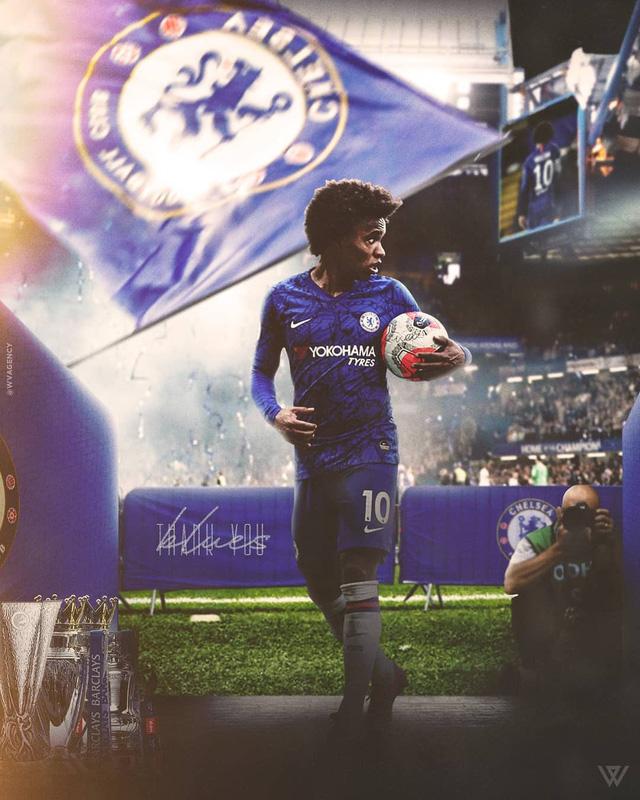 Willian gửi tâm thư tới fan, xác nhận chia tay Chelsea - Ảnh 4.