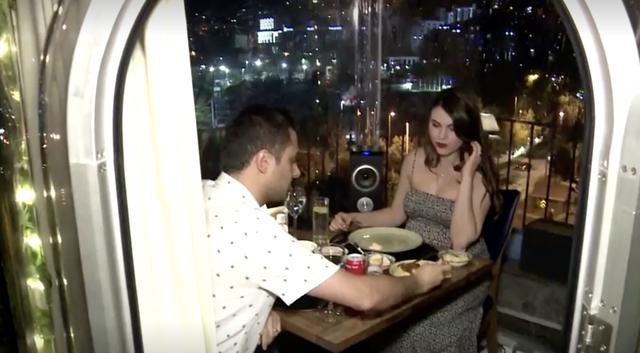 Độc đáo: Nhà hàng mái vòm giãn cách xã hội tại Thổ Nhĩ Kỳ - Ảnh 2.