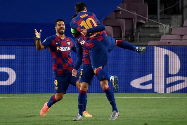 Champions League: Xác định 8 đội vào tứ kết và lịch thi đấu - Ảnh 2.