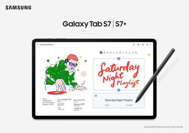 Galaxy Tab S7 và S7+ chính thức mở bán tại Việt Nam, lên kệ ngày 11/9 - Ảnh 2.