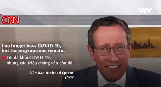 Hội chứng COVID-19 đường trường có thể còn kéo dài sau khi khỏi bệnh - Ảnh 1.