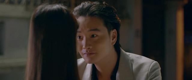 Tình yêu và tham vọng - Tập 53: Sơn đẩy Linh vào tường, bất ngờ trao nụ hôn - Ảnh 3.