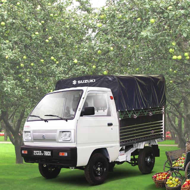 """Sự khác biệt giữa xe tải nhẹ có động cơ Suzuki F10 chính hãng và """"bản sao công nghệ"""" là gì? - ảnh 3"""