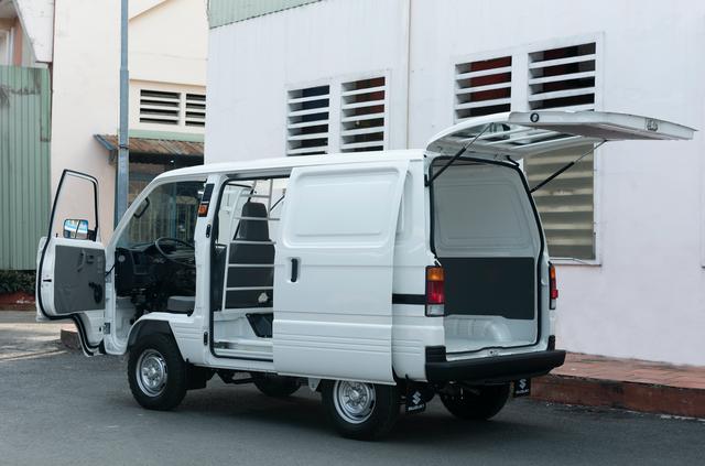 """Sự khác biệt giữa xe tải nhẹ có động cơ Suzuki F10 chính hãng và """"bản sao công nghệ"""" là gì? - ảnh 4"""