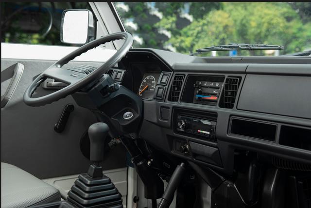 """Sự khác biệt giữa xe tải nhẹ có động cơ Suzuki F10 chính hãng và """"bản sao công nghệ"""" là gì? - ảnh 5"""
