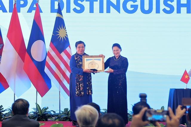 Bế mạc Đại hội đồng AIPA 41 tại Việt Nam, chuyển giao vai trò Chủ tịch cho Brunei - Ảnh 1.