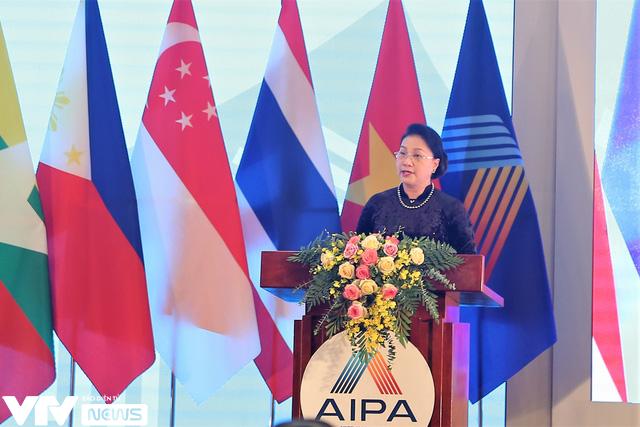 Bế mạc Đại hội đồng AIPA 41 tại Việt Nam, chuyển giao vai trò Chủ tịch cho Brunei - Ảnh 2.