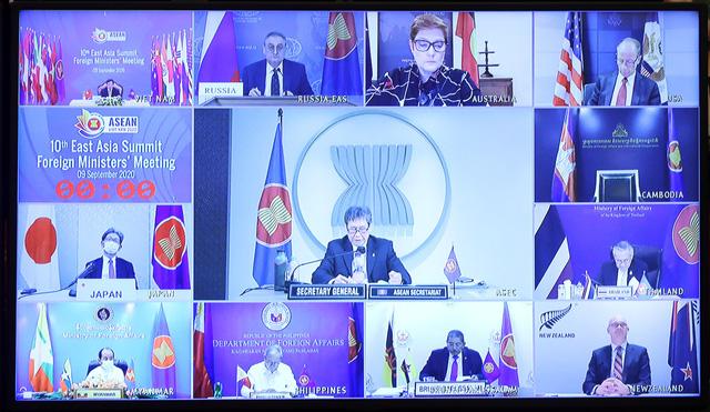 Hội nghị EAS: Đẩy mạnh hợp tác ứng phó dịch COVID-19 để phục hồi bền vững - Ảnh 2.