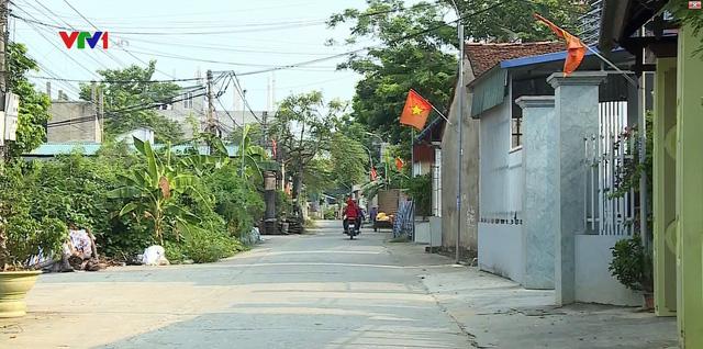 Bình yên trở lại xã Đồng Tâm sau vụ án 8 tháng trước - Ảnh 1.