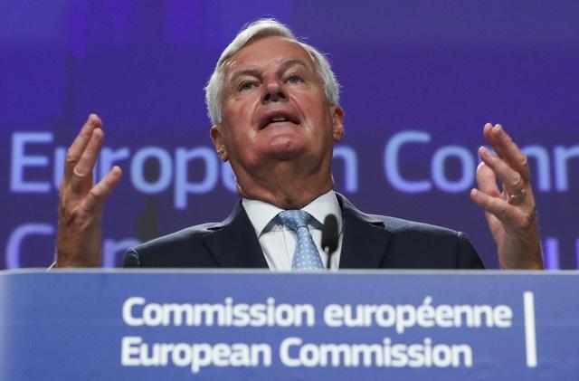EU chuẩn bị kịch bản Brexit không thỏa thuận - Ảnh 1.