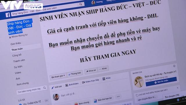 Cảnh báo lừa đảo ship hàng để chiếm đoạt tài sản - Ảnh 1.