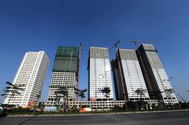 Lãi suất giảm, doanh nghiệp bất động sản vẫn khó vay vốn - Ảnh 2.