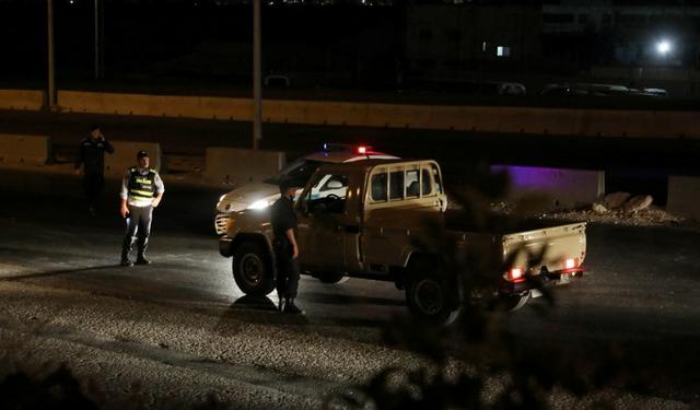 Nổ lớn tại kho vũ khí ở Jordan, chưa có báo cáo về thương vong - Ảnh 4.
