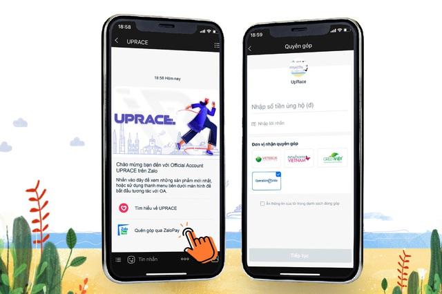 Uprace 2020 chính thức khởi động gây quỹ ủng hộ 4 tổ chức xã hội - Ảnh 3.