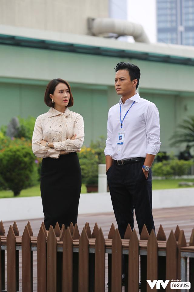 Hé lộ Hồng Đăng - Hồng Diễm cãi nhau trong phim mới - Ảnh 8.