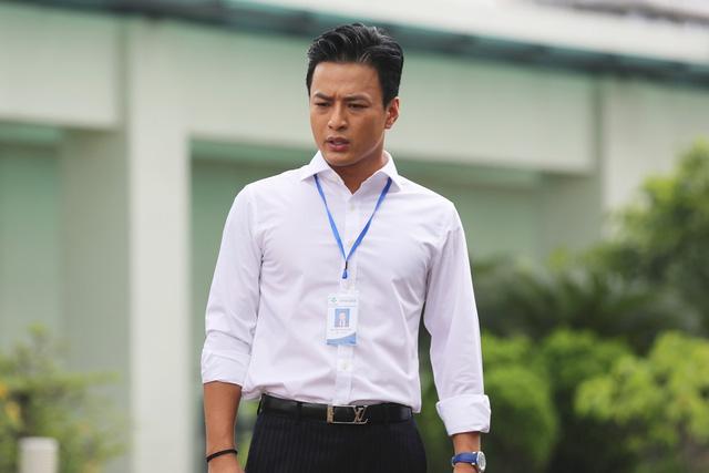 Hé lộ Hồng Đăng - Hồng Diễm cãi nhau trong phim mới - Ảnh 9.