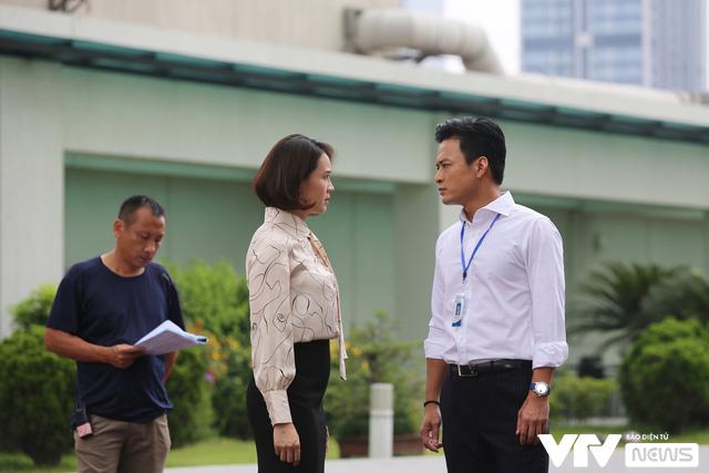 Hé lộ Hồng Đăng - Hồng Diễm cãi nhau trong phim mới - Ảnh 6.