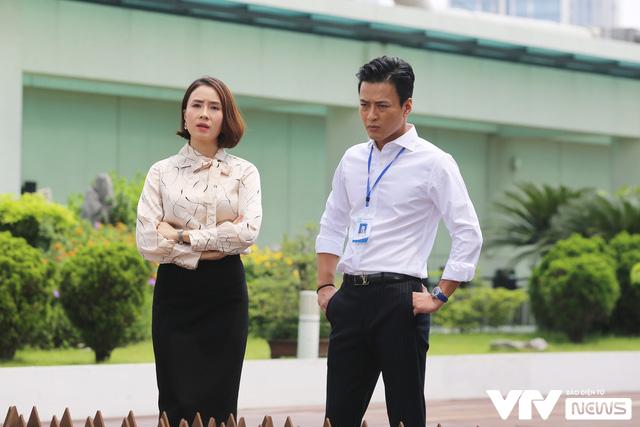 Hé lộ Hồng Đăng - Hồng Diễm cãi nhau trong phim mới - Ảnh 10.