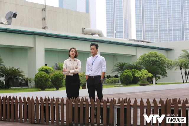 Hé lộ Hồng Đăng - Hồng Diễm cãi nhau trong phim mới - Ảnh 4.