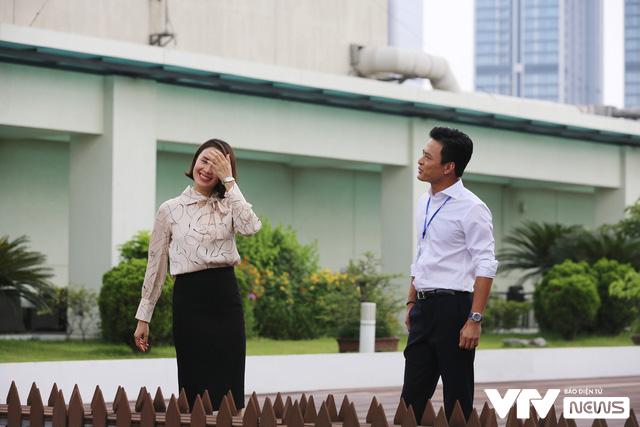 Hé lộ Hồng Đăng - Hồng Diễm cãi nhau trong phim mới - Ảnh 7.