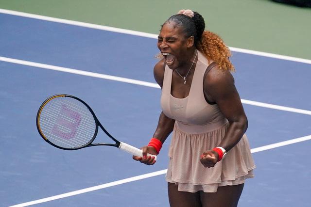 Thua ngược Azarenka, Serena dừng bước tại bán kết Mỹ mở rộng 2020 - Ảnh 2.