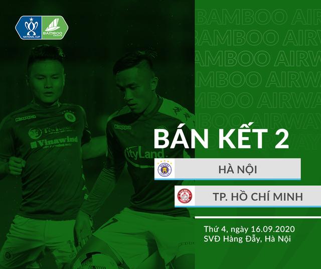 CLB Hà Nội - CLB TP Hồ Chí Minh: Chờ đẳng cấp tân binh (Bán kết Cúp Quốc gia, 19h15 ngày 16/9) - Ảnh 4.