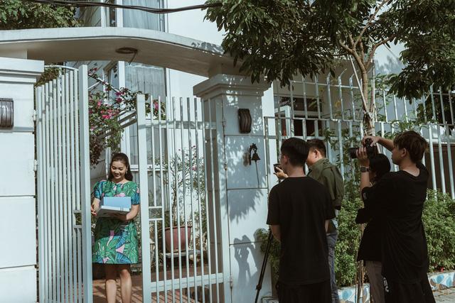 Ca sĩ Nguyễn Ngọc Anh công khai chồng mới và biệt thự sang trọng - Ảnh 6.