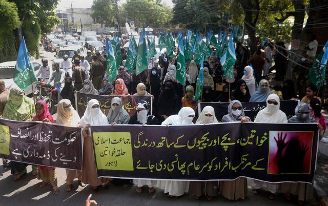 Tình trạng xâm hại trẻ em và phụ nữ tại Pakistan chưa có dấu hiệu dừng lại - Ảnh 2.