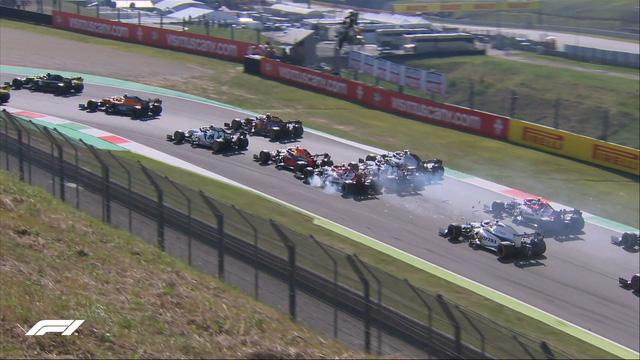 Đua xe F1: Lewis Hamilton giành chiến thắng tại GP Tuscany - Ảnh 4.