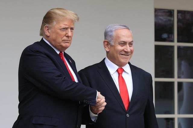 Phái đoàn Israel đến Mỹ chuẩn bị ký kết thỏa thuận với các đối tác Arab - Ảnh 1.