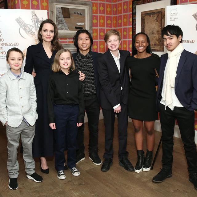 Brad Pitt - Angelina Jolie tiếp tục căng thẳng sau tranh chấp quyền nuôi con - Ảnh 2.