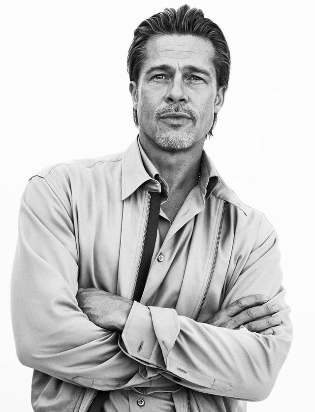 Brad Pitt vẫn lịch lãm và phong độ dù đã U60 - Ảnh 5.